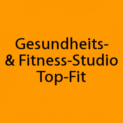 Gesundheits- & Fitness-Studio Top-Fit